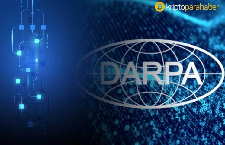 DARPA, ABD Savunma Bakanlığı tarafından geliştirildi