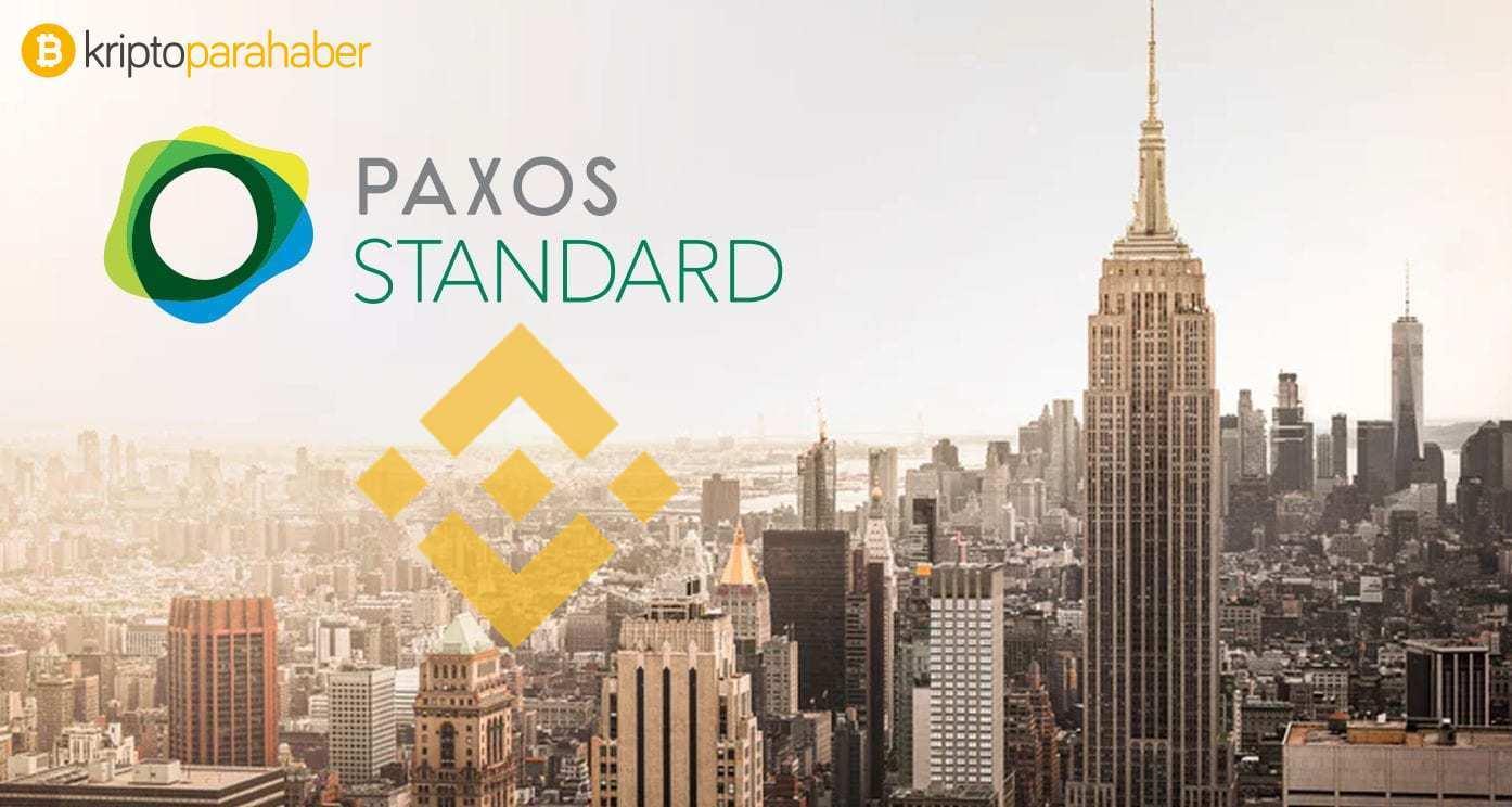 Paxos Standard Token (PAX) 6 işlem çiftinde kullanılacak