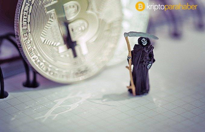 Bitcoin bu yılın başındaki ölüm haçı baskısını hissetti
