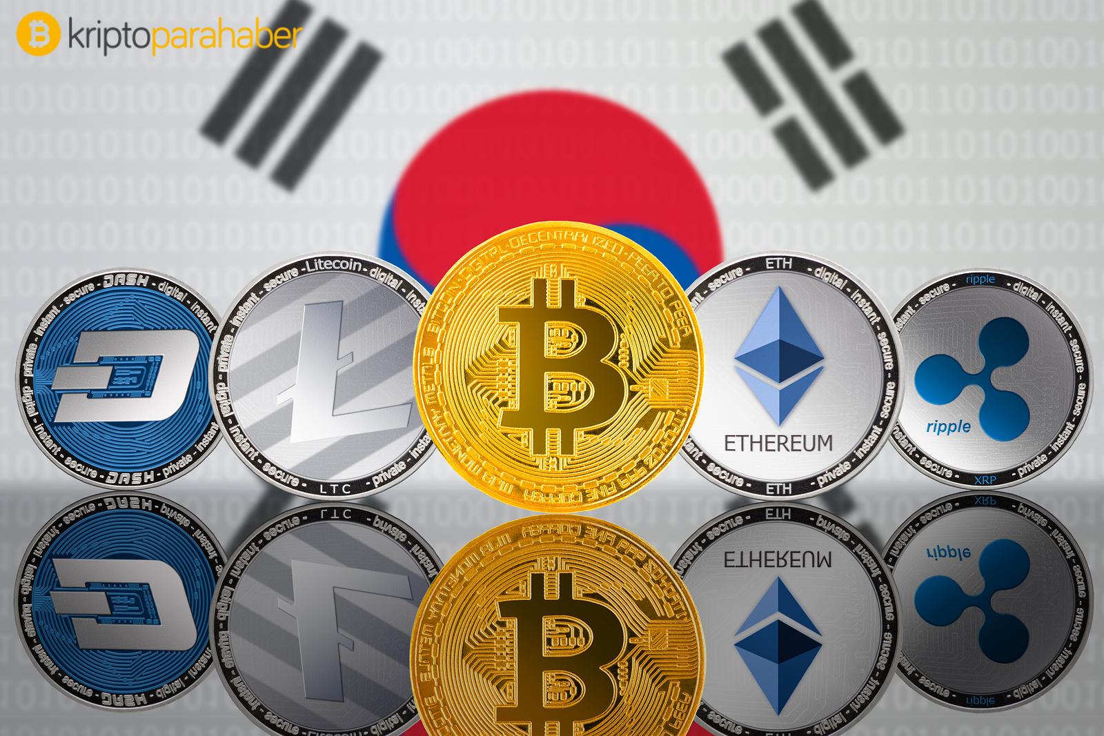 Güney Kore'nin en büyük bankası kripto para sektörüne giriyor!