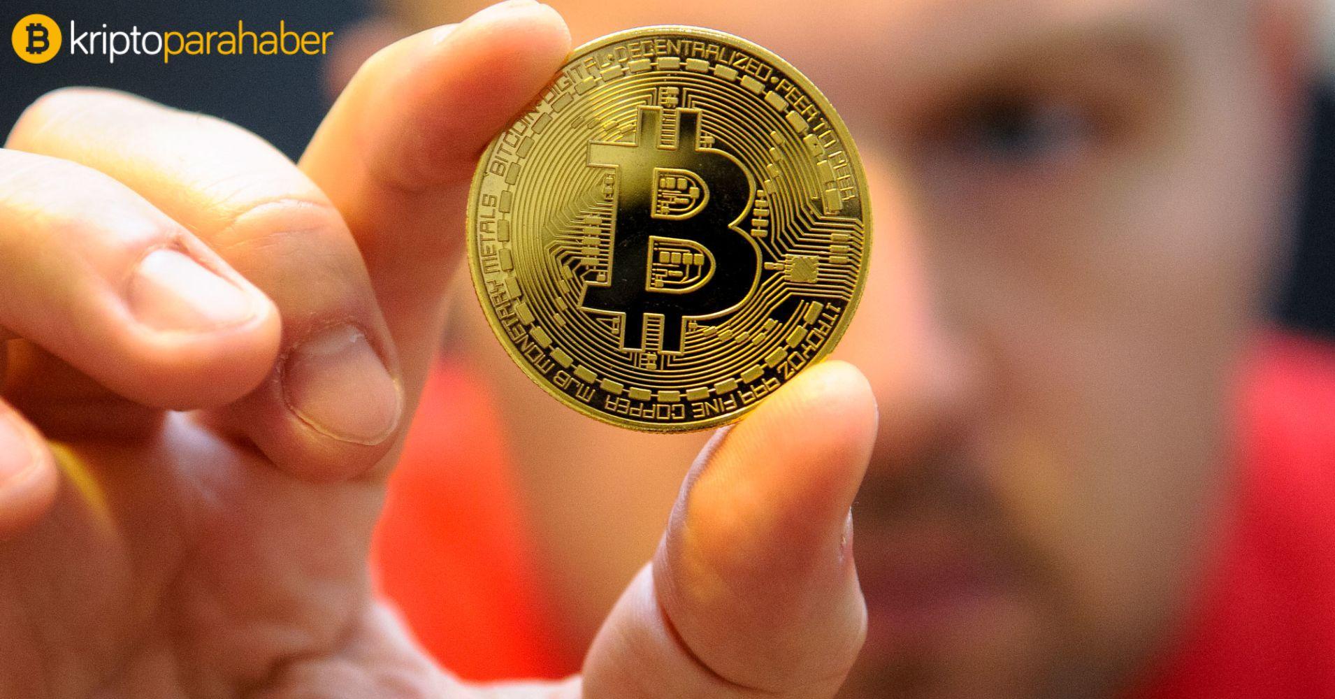 """Tecrübeli analist, """"Bitcoin rallisi yakında"""" dedi ve yine bildi!"""