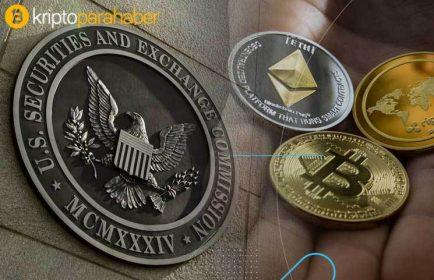 SEC'den ilginç Bitcoin, Ethereum ve Ripple hamlesi geldi