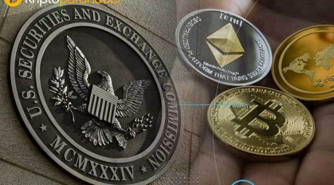 SEC'in yeni yaklaşımı: Eylem yok!