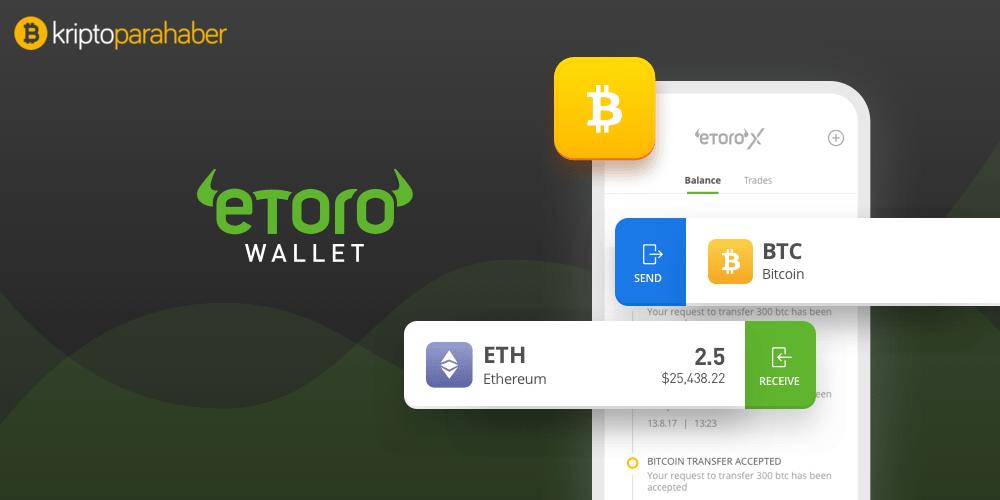 eToro Borsası,Sosyal yatırım platformu, 8 stablecoin ile kripto para borsası başlatıyor