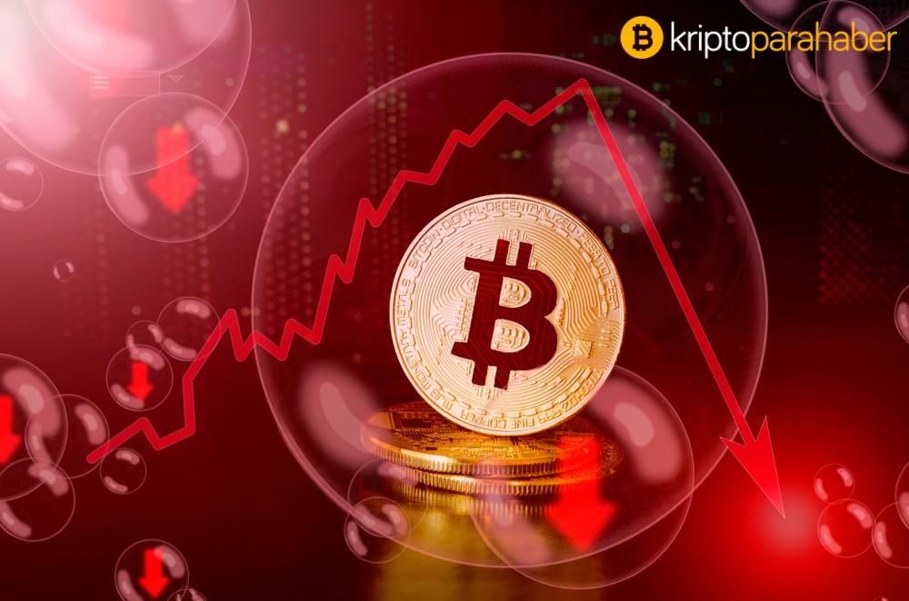 """Ünlü trader uyardı: """"Bu model görülürse Bitcoin 3 bin dolara düşer!"""""""