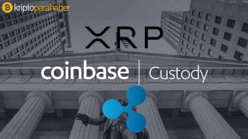 Ripple (XRP) Coinbase ve Coinbase Pro'da ne zaman listelenecek?