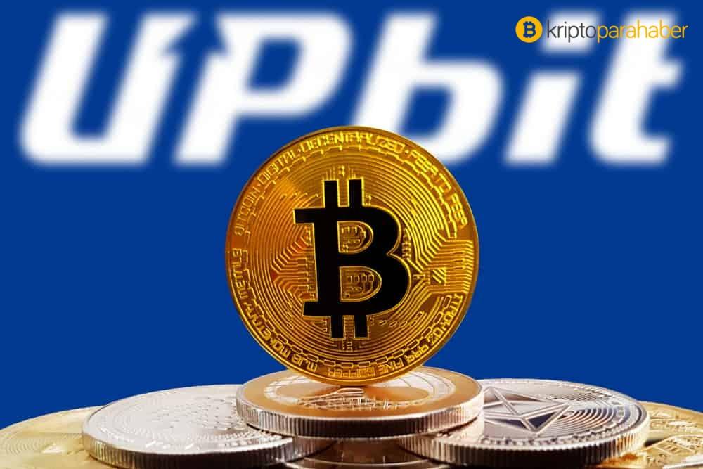 Upbit Borsası bir saat süreyle işlem yapmayı bıraktı