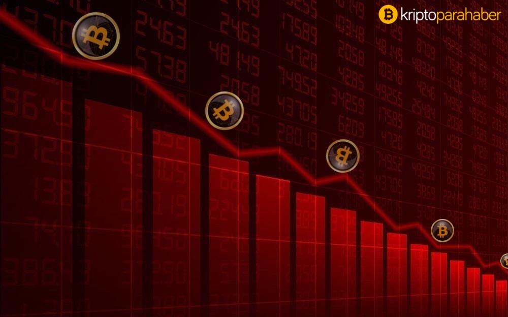 Alıcılar kripto piyasasının dışında kaldı ve düzeltmeyi bekliyorlar