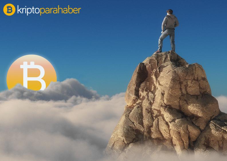 Son Dakika: Bitcoin fiyatı, neredeyse 63.000 $ ile tüm zamanların en yüksek seviyesine ulaştı