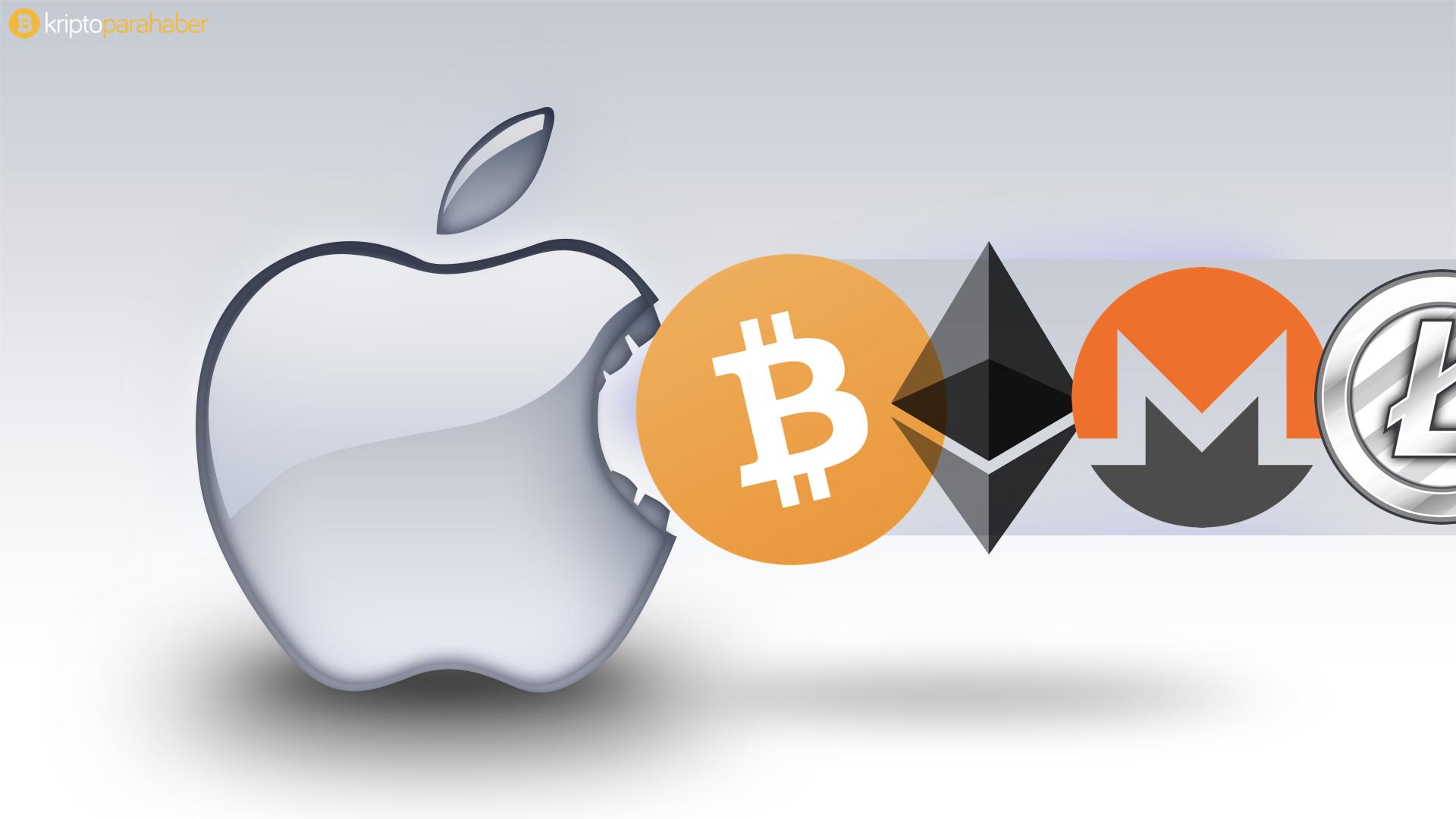 """Apple yöneticisi: """"Bitcoin ve kripto paralar büyük potansiyele sahip!"""""""