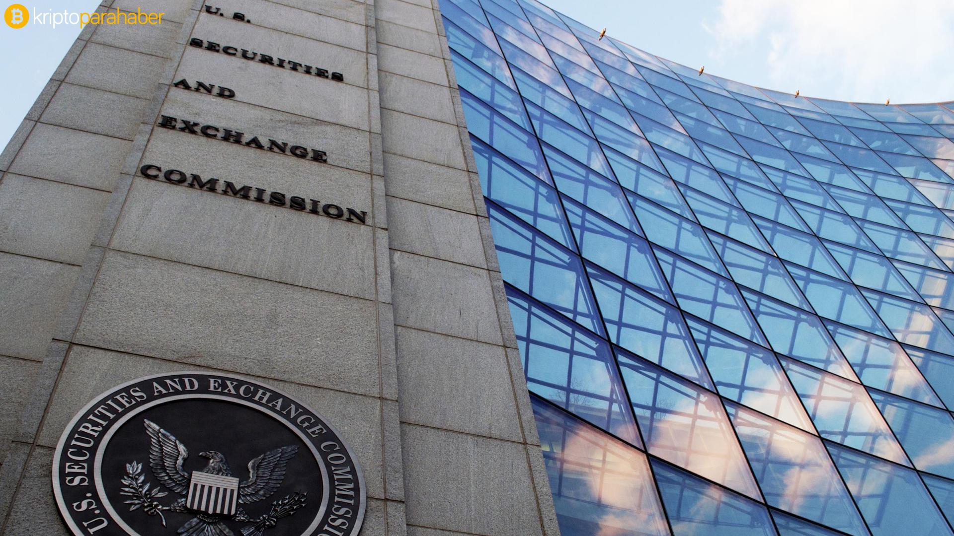 SEC 9 ETF hakkında yakın zamanda karar verecek