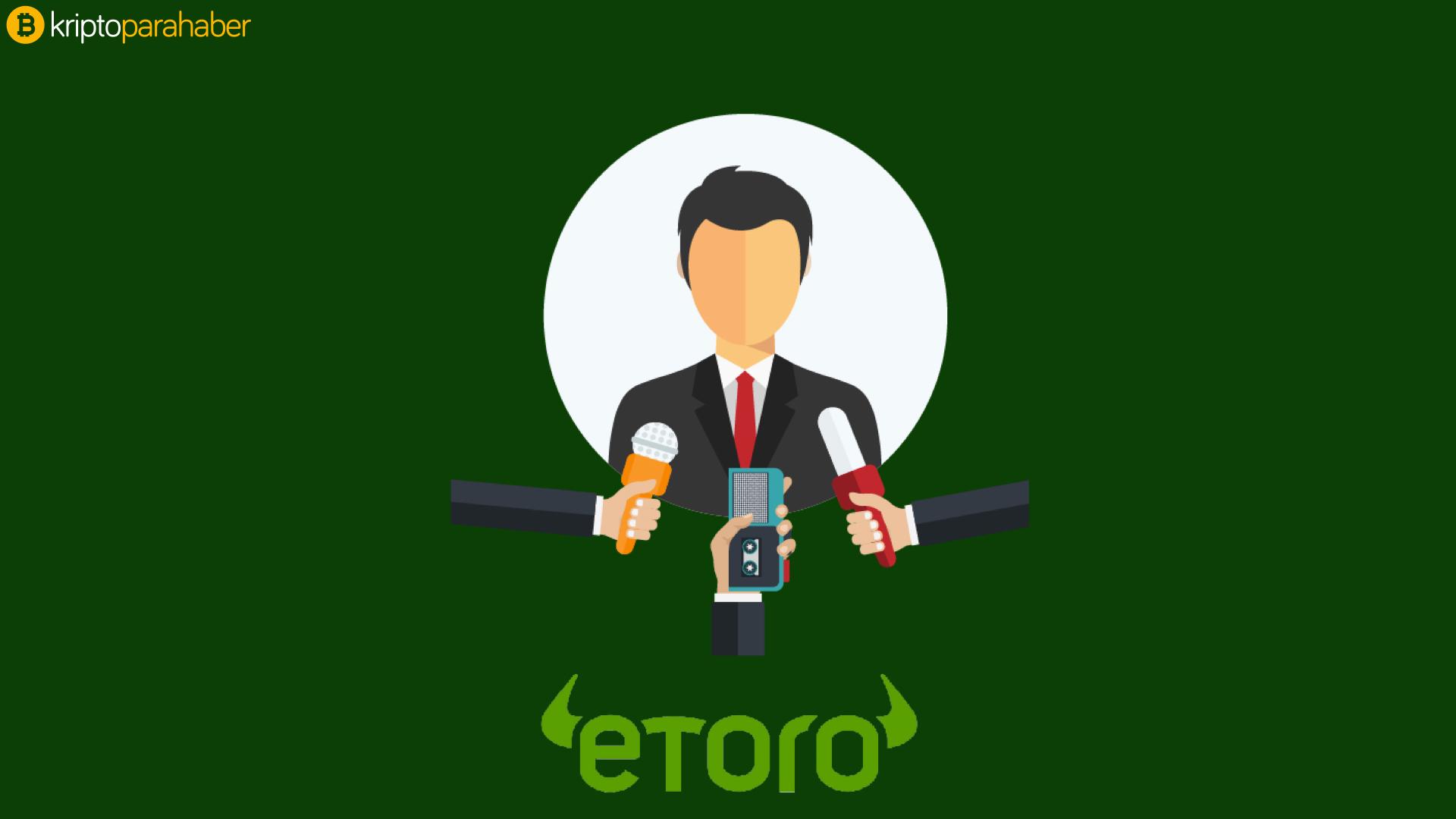 Ticaret devi eToro'dan yepyeni pasif gelir kaynağı: GoodDollar