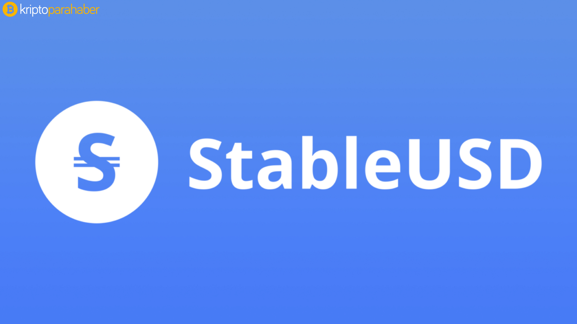 Yeni stablecoin StableUSD Tether'e rakip olmaya geldi!