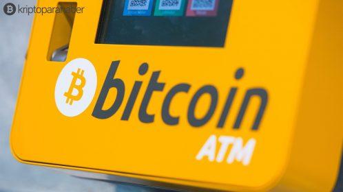 Dünyadaki toplam Bitcoin ATM sayısı yeni rekoruna ulaştı!