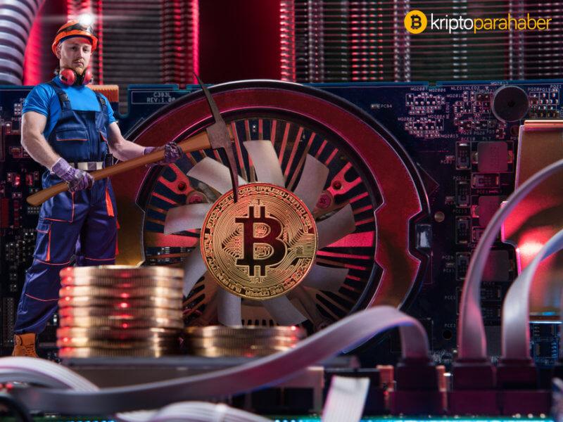 Bitcoin madenciliği fiyat düşse bile kâr sağlayabilir!