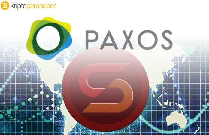 Paxos Standard Token (PAX), Bittrex Borsası'nda listeleniyor