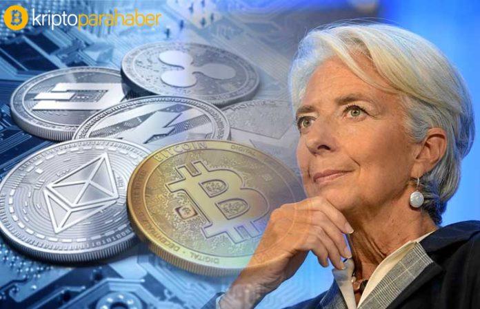 IMF Başkanı Bitcoin'e yönelik önemli açıklama yaptı