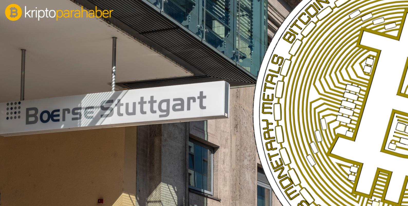 Almanya'nın en büyük ikinci borsası, MTF teklif sunmak istiyor