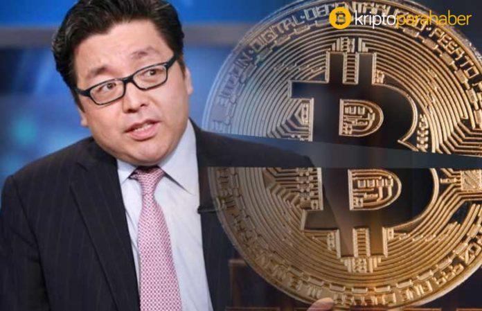Thomas Lee, Bitcoin hakkında konuştu.