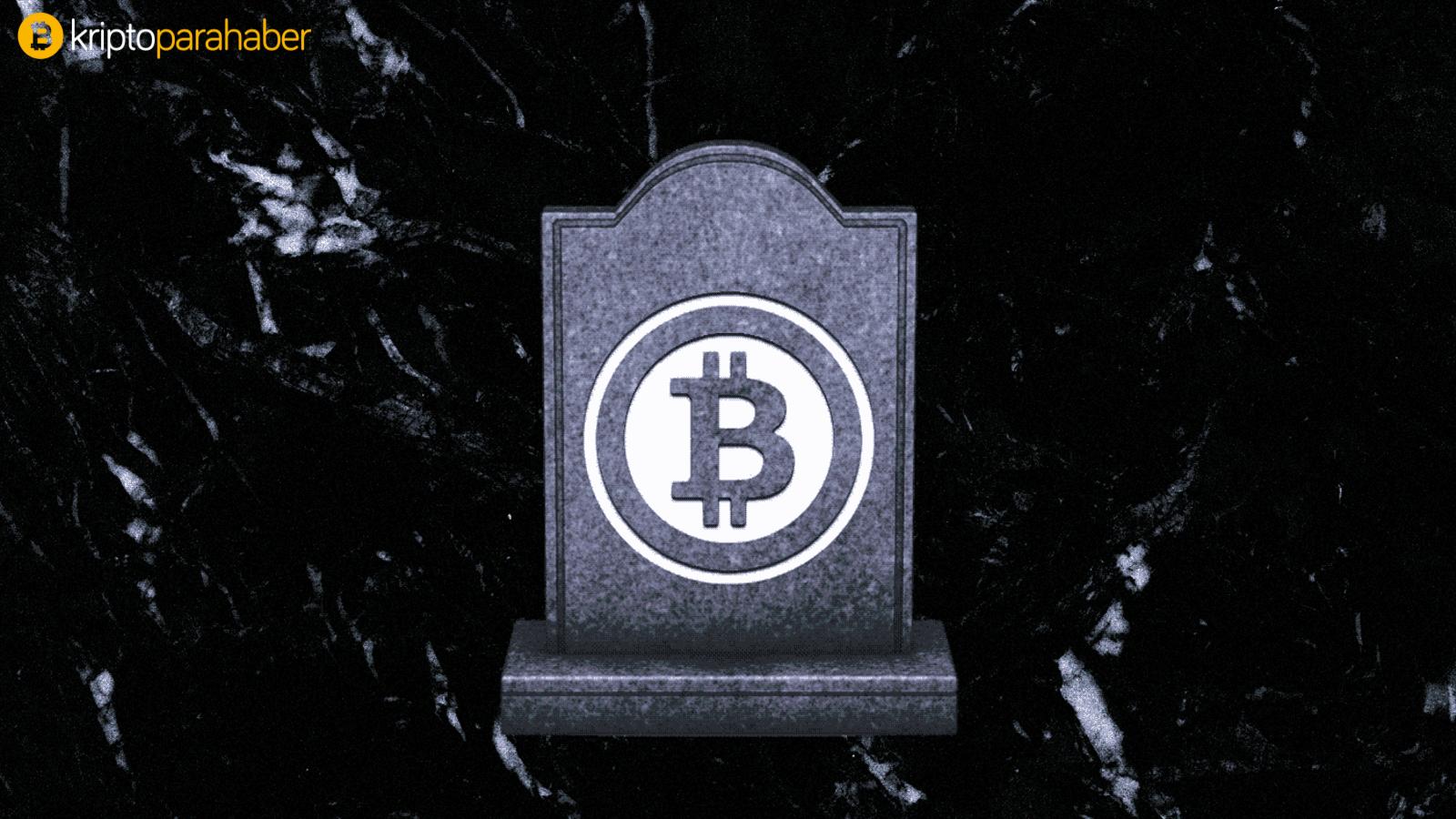Bitcoin (BTC) aylık kaybını yüzde 37'ye yükseltti