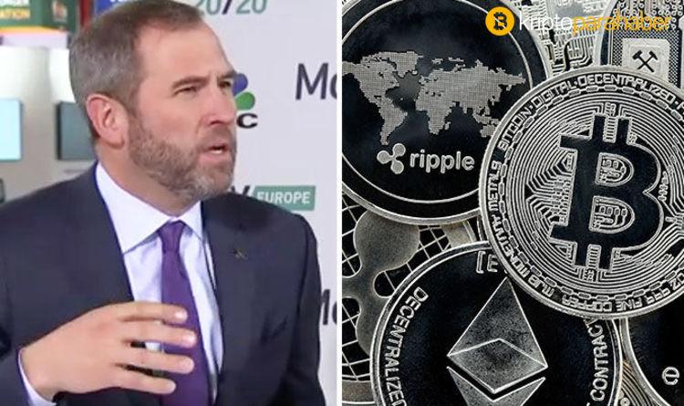 Ripple CEO'sundan şok edici piyasa açıklaması geldi!