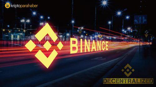 Popüler Bitcoin borsası Binance DEX, 5 kripto parayı listeliyor!