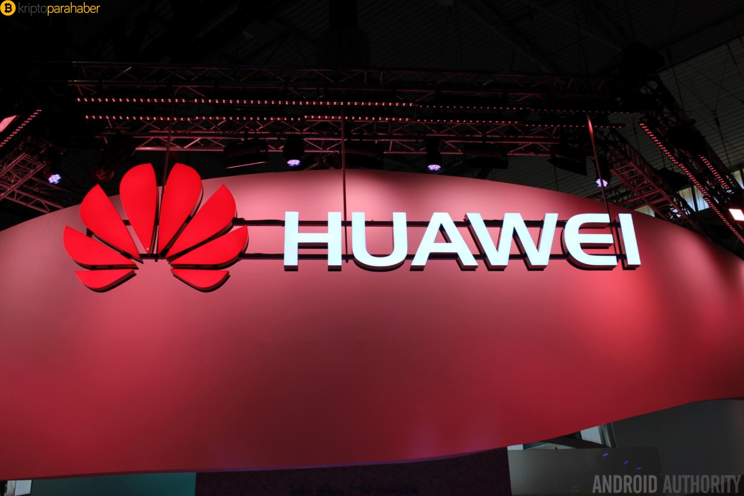 Huawei, yapay zeka tabanlı blockchain hizmetini başlattı işte detaylar!