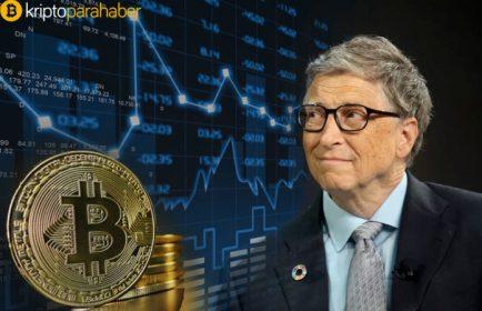 Milyarder girişimci Bill Gates kripto para birimleri hakkında konuştu