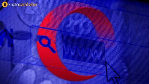 Opera kripto para hizmetleri Birleşik Krallık'taki kullanıcılara genişliyor
