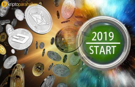 2019 yılında kripto için yeni bir refah öngörülüyor
