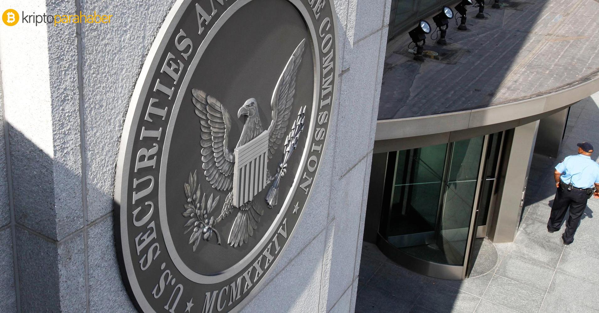 """SEC Başkanı """"kripto para alanında daha fazla koruma"""" istiyor!"""