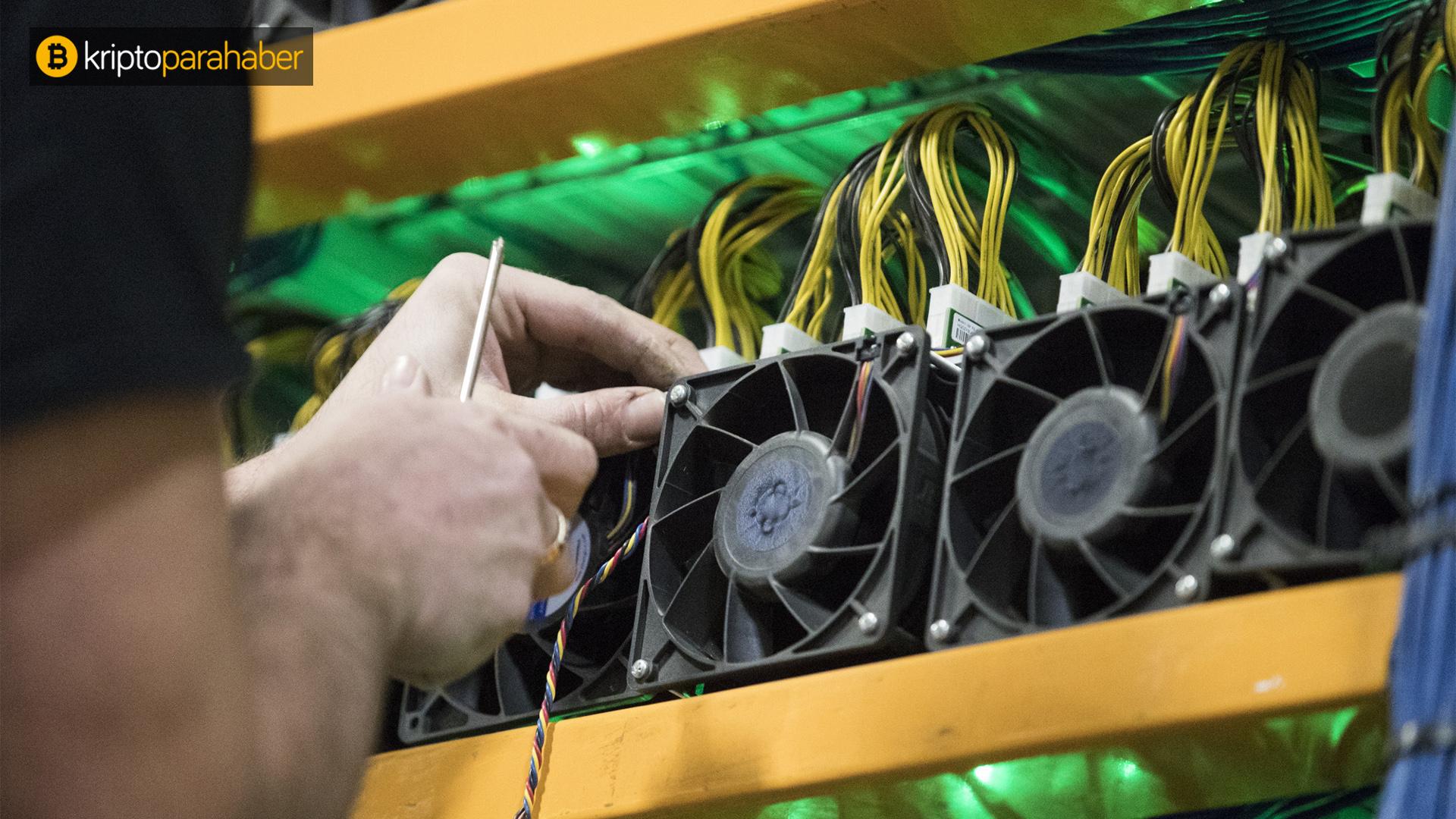 Bitcoin fiyat yükselişi madencilere yaradı: Gelirler arttı