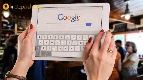 Google Trends'ten Bitcoin ile ilgili çarpıcı veri! Arama hacmi 2017'ye göre daha fazla