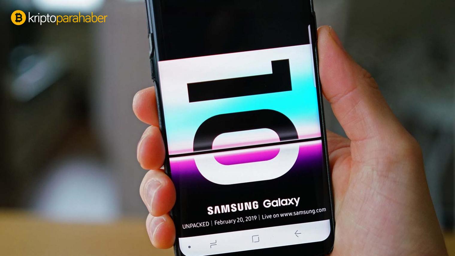 Samsung'dan devrimsel kripto cüzdanı hamlesi! Eski cihazlar da çalıştıracak
