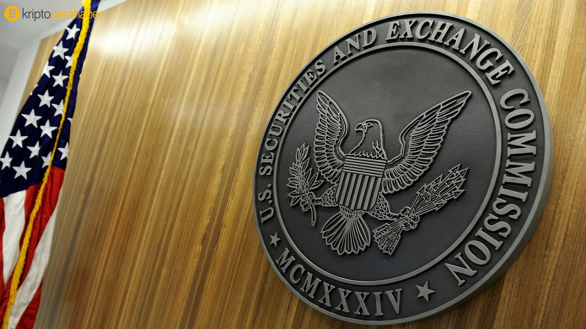 SEC'den kripto para yatırımcılarını ilgilendiren yeni bir uyarı geldi
