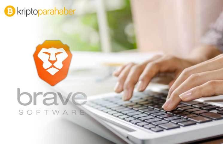 Brave'ın kullanıcı tabanı aylık yüzde 10 büyüyor