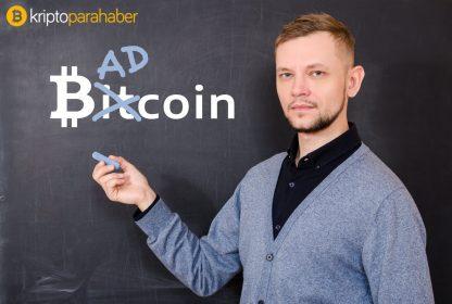 Bitcoin'i kötüleyen hocasını şikayet etti
