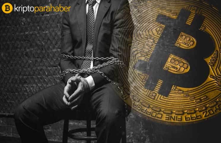 Fidye olarak 1 milyon dolarlık Bitcoin ödenen iş adamından kötü haber