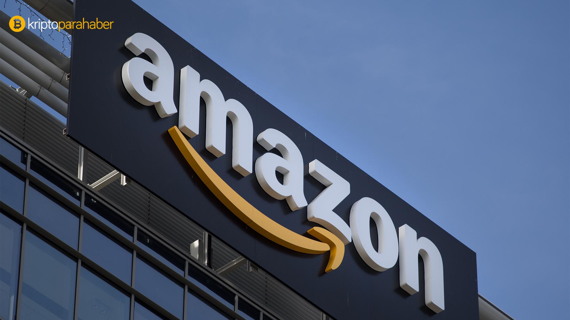 Amazon çok sağlam geliyor: Dijital para ve Blockchain lideri arıyorlar