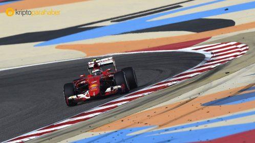 Formula 1'den dikkat çeken kripto para ortaklığı geldi!