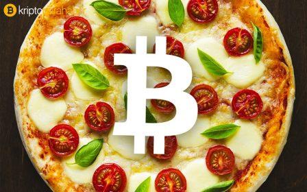 Bugün Bitcoin Pizza Günü: 2 pizzaya 10.000 BTC ödeneli 10 yıl oldu