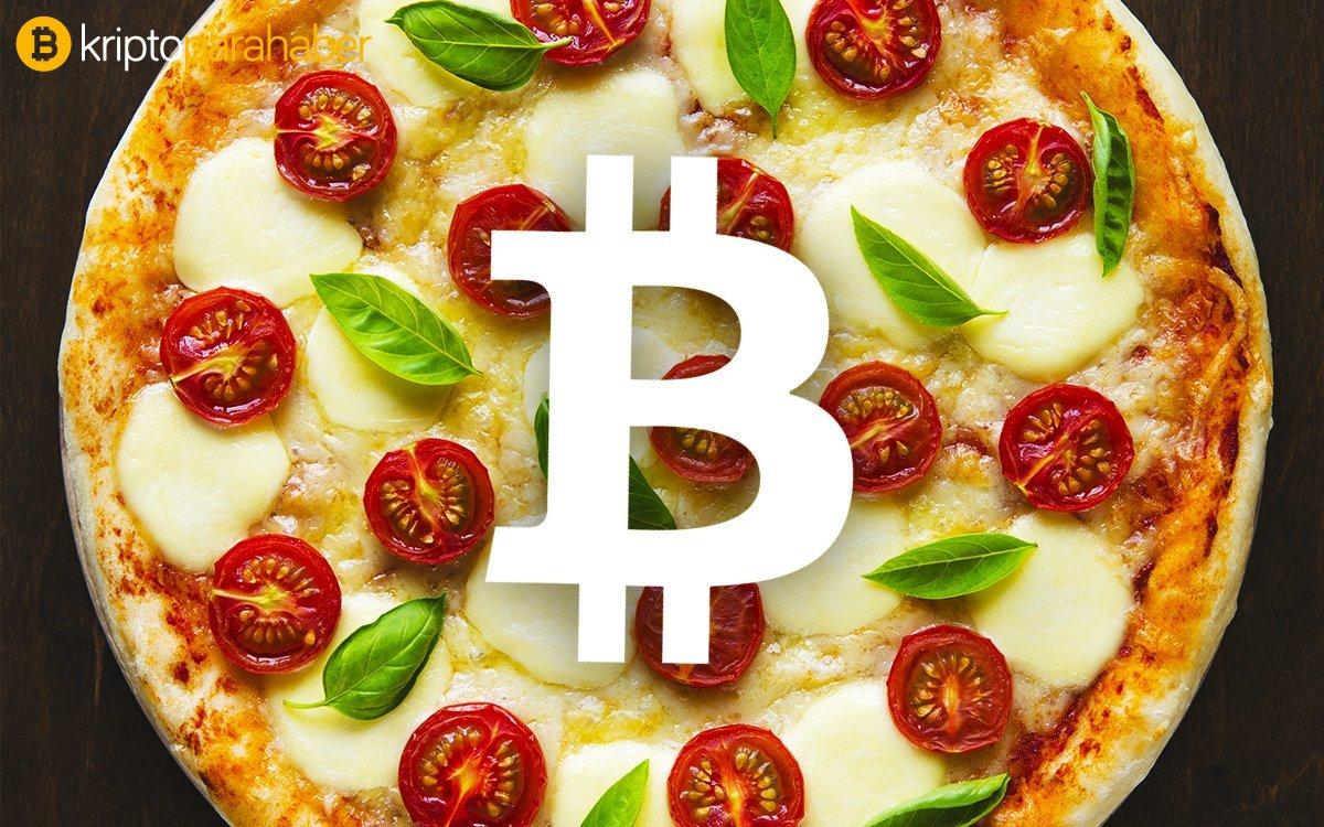 Bitcoin Pizza Günü kutlu olsun: Şimdi o iki pizza 365 milyon dolar ediyor