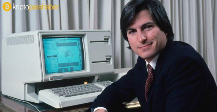 Apple'ın kurucusu Steve Jobs, Bitcoin'den bahsediyor!