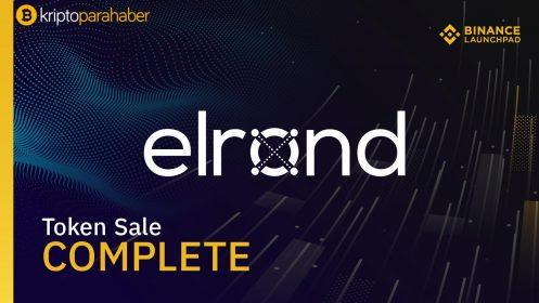 Binance'in IEO'ları göz kamaştırıyor: Elrond (ERD) 12x değer kazanıyor