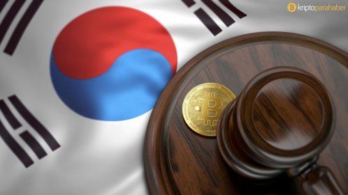 Güney Kore'den kripto para yatırımcılarını üzecek haber!
