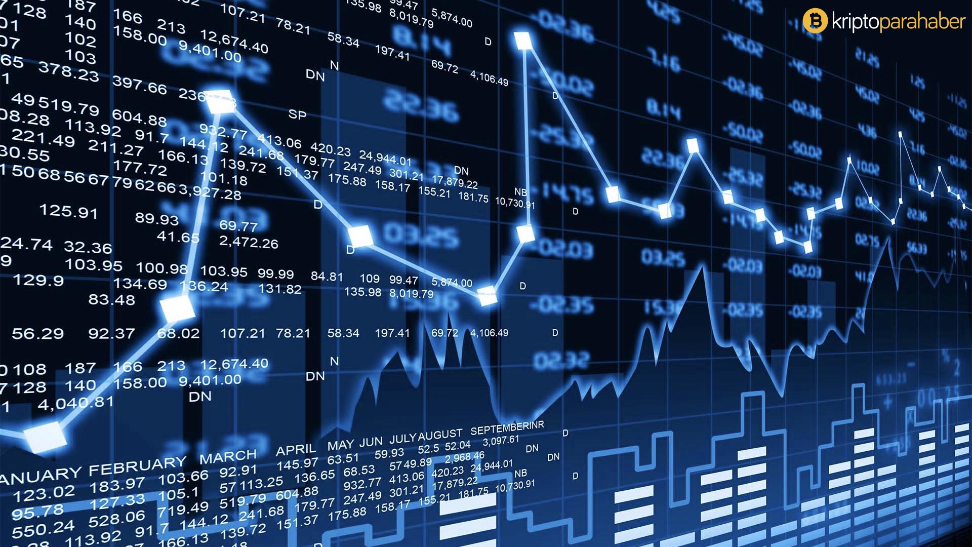 Kripto borsası ticaret hacmi Ocak ayında tüm rekorları kırdı, 900 milyar doları aştı