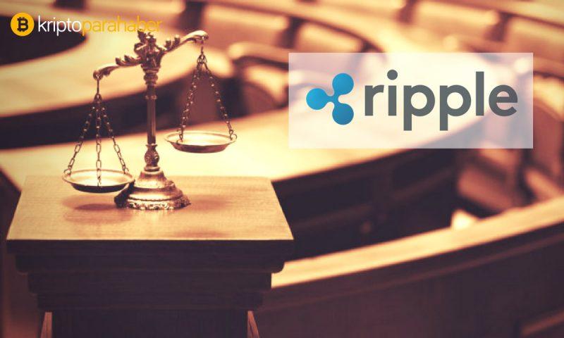 Ripple yine davalık oldu: Kayıt dışı satış yapmakla suçlanıyor