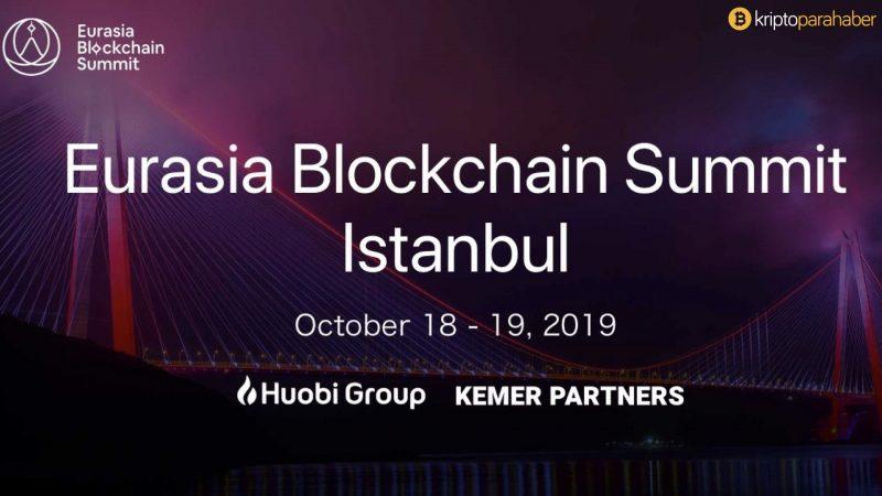 Avrasya Blockchain Zirvesi, İstanbul'da gerçekleşti.