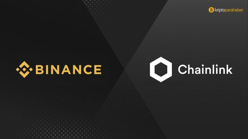 binance chainlink