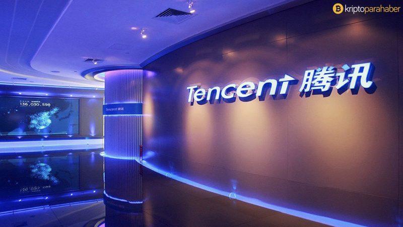 Tencent sanal banka lisansı aldı.